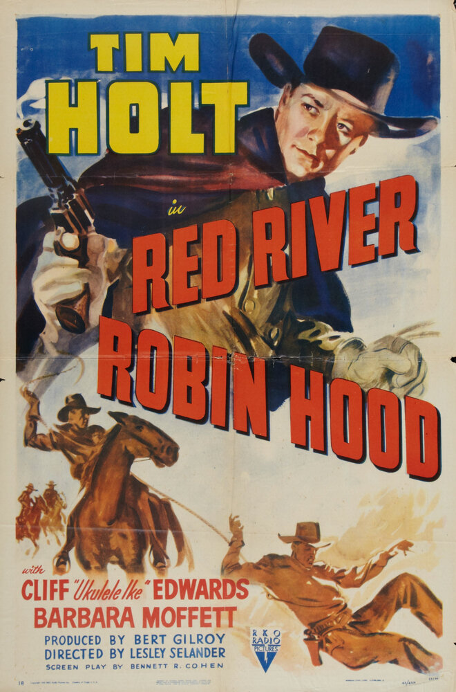 Red River Robin Hood