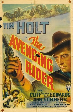 The Avenging Rider