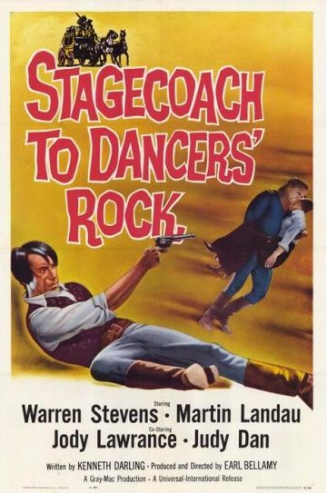 Stagecoach to Dancers' Rock