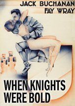 Обложка фильма When Knights Were Bold