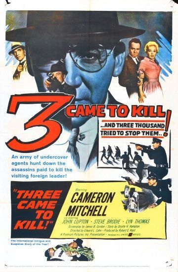 Three Came to Kill
