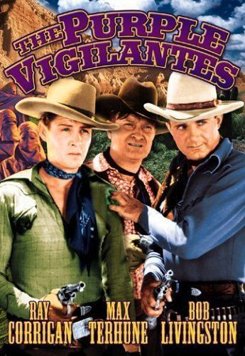 The Purple Vigilantes