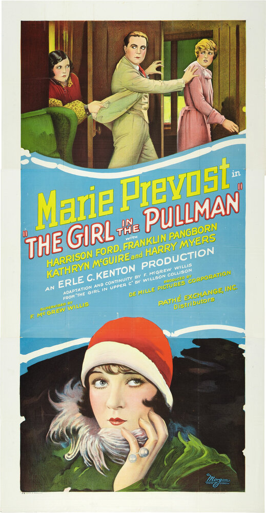 The Girl in the Pullman