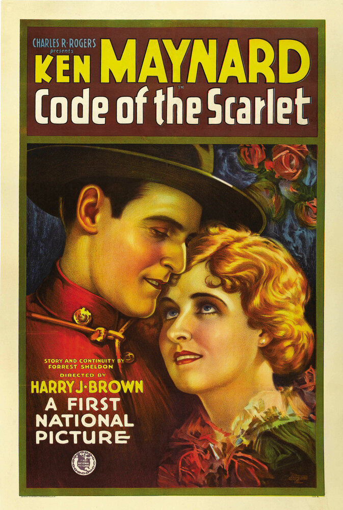The Code of the Scarlet