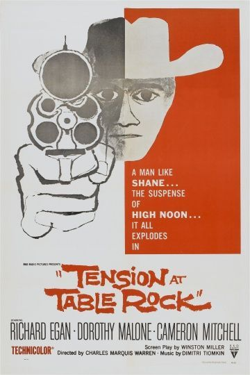 Tension at Table Rock