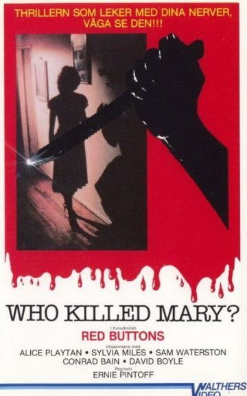 Who Killed Mary Whats'ername?