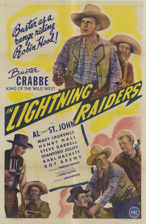 Lightning Raiders