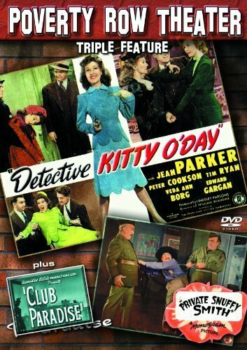 Detective Kitty O'Day