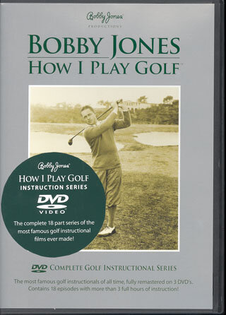 How I Play Golf, by Bobby Jones No. 9: «The Driver»