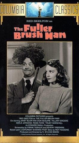 The Fuller Brush Man