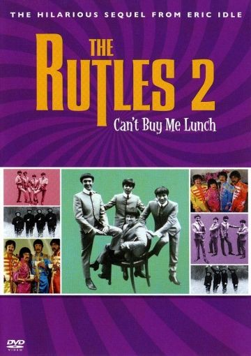 Обложка фильма Ратлз 2 (The Rutles 2: Can't Buy Me Lunch)