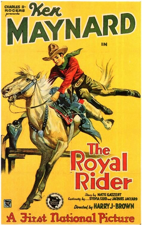 The Royal Rider