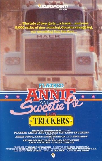 Flatbed Annie & Sweetiepie: Lady Truckers
