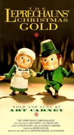 Обложка фильма The Leprechauns' Christmas Gold