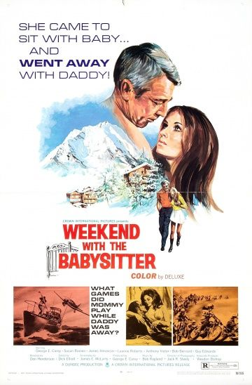 Обложка фильма Weekend with the Babysitter