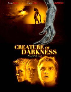 Making of «Creature of Darkness»