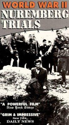 the details of the infamous trial at nuremberg