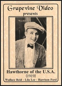 Hawthorne of the U.S.A.