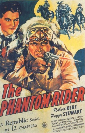 The Phantom Rider