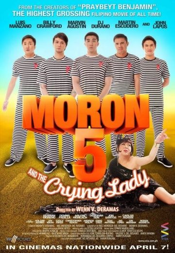 Moron 5 and the Crying Lady