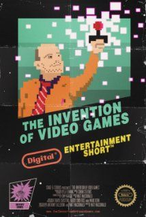 Обложка фильма The Invention of Video Games
