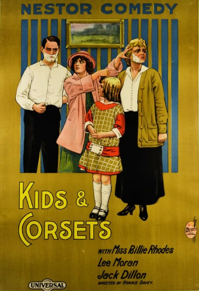 Kids and Corsets