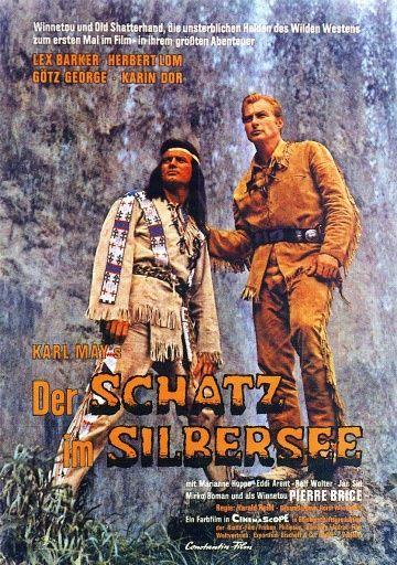 Сокровище Серебряного озера, 1962: актеры, рейтинг, кто снимался, полная информация о фильме Der Schatz im Silbersee