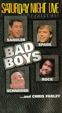 The Bad Boys of Saturday Night Live