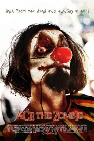 Обложка фильма Ace the Zombie: The Motion Picture