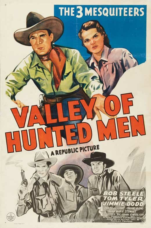 Valley of Hunted Men